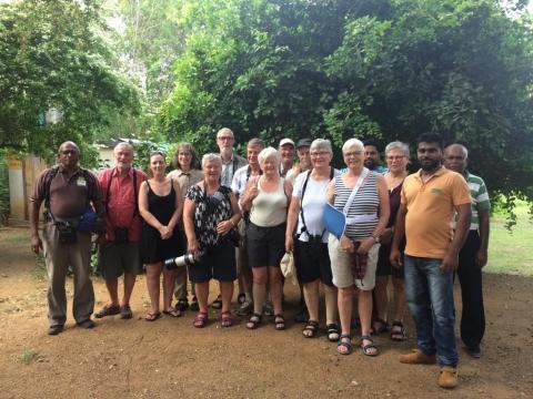 DOF group with Ingelise Petarsen 2019