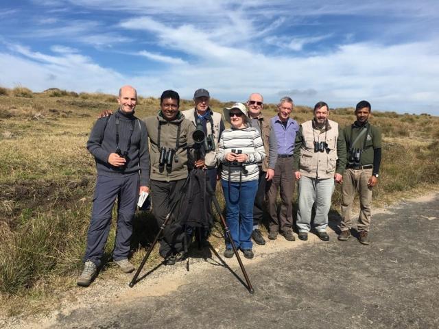 Wingspan Group with Saman